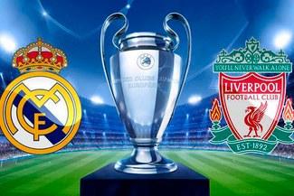 Alineaciones del Real Madrid y Liverpool para la final de Champions League
