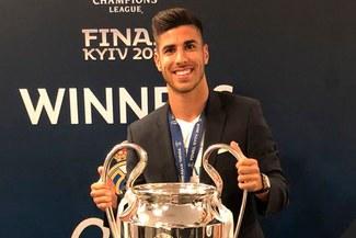 La promesa que tendrá que cumplir Marco Asensio tras ganar la Champions League [VIDEO]