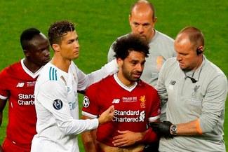 Real Madrid vs Liverpool: Mohamed Salah y las conmovedoras imágenes tras su lesión   [VIDEO]