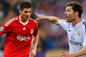 Xabi Alonso felicitó al Real Madrid por el título de Champions League