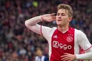 Juventus también quiere a la joven perla del Ajax