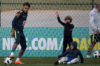 """Neymar: """"No estoy al 100%, todavía tengo miedo"""""""