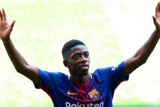 El Barcelona buscará vender a Ousmane Dembélé este verano
