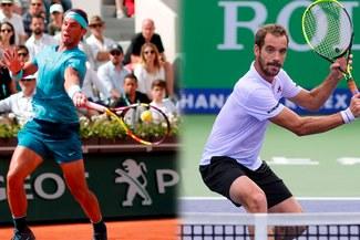 Rafael Nadal derrotó a Richard Gasquet y clasificó a los octavos en Roland Garros [RESUMEN Y VIDEO]