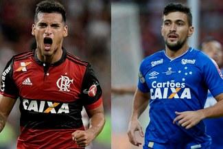 Flamengo de Trauco jugará con Cruzeirolos octavos de final de la Copa Libertadores