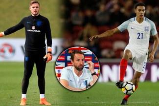 DT de Inglaterra hará cambios en el equipo antes del debut en Rusia 2018