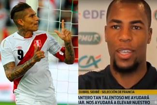 """Djibril Sidibé elogia a Paolo Guerrero y avisa: """"Será un buen reto para mí"""""""