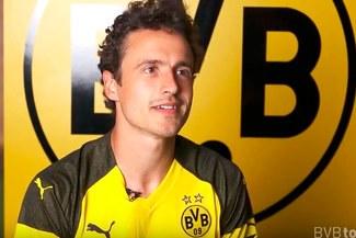 Borussia Dortmund oficializó el fichaje del internacional danés Thomas Delaney