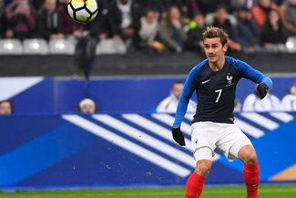 Francia empató como local ante USA en su último amistoso previo a Rusia 2018 [RESUMEN Y GOLES]