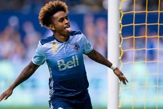 ¡La magia de gol! Yordy Reyna anotó en victoria de Vancouver Whitecaps [VÍDEO]