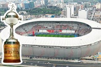 Lima albergaría la final de la Copa Libertadores el próximo 23 de noviembre