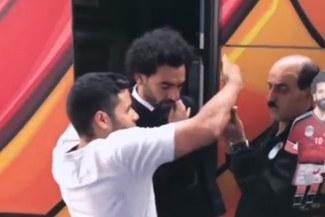 Un hincha quiso tomarse un selfie con Salah, pero el egipcio tuvo este gesto [VIDEO]