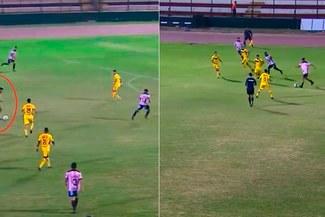¡De otro mundo! Ronaldinho y sus increíbles pases del desprecio con el Sport Boys [VIDEO]