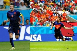 Robin Van Persie hizo el gol más alucinante en mundiales hace cuatro años [VIDEO]