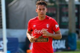 Cristian Benavente envía mensaje a la Selección Peruana a puertas de su debut en Rusia 2018