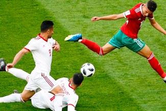 Irán se impuso 1-0 sobre Irán por el Grupo B del Mundial [RESUMEN Y GOL]