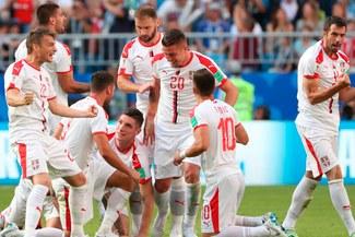 Serbia se impuso 1-0 sobre Costa Rica en el Mundial de Rusia [RESUMEN Y GOL]
