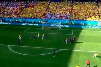 Colombia vs. Japón: Juan Quintero puso el empate transitorio con un soberbio gol de tiro libre [VIDEO]