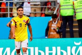 Radamel Falcao y su emoción por debutar en el Mundial de Rusia pese a derrota ante Japón