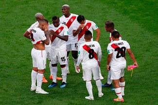 Perú vs. Francia: Paolo Guerrero y el llanto de los jugadores selección peruana tras eliminación en el Mundial [VIDEO]
