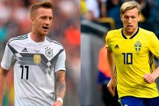 EN VIVO| Alemania vs. Suecia por el Grupo F en el Mundial de Rusia 2018