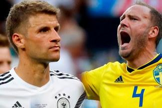Alemania vs. Suecia EN VIVO por el Grupo F de Rusia 2018 [GUÍA TV]