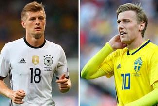 Alemania vs. Suecia EN VIVO: Encuentro por el grupo F del Mundial de Rusia 2018