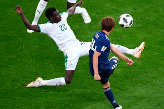 Japón vs. Senegal: Takashi Inui marcó el empate con un soberbio disparo [VIDEO]