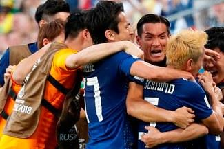 Las imágenes que dejó el vibrante 2-2 entre Japón y Senegal por el Mundial Rusia 2018 [FOTOS]