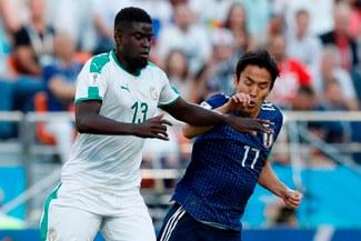 Japón vs. Senegal: 'Nipones' igualaron 2-2 por el Mundial Rusia 2018