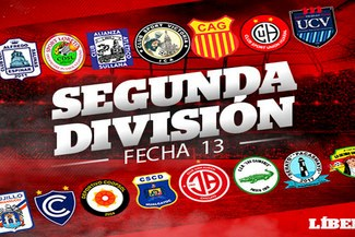 Segunda División: Conoce la programación de la jornada 13 del torneo de ascenso