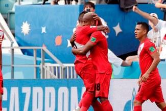 ¡Perú ganó! 2-0 ante Australia en su último duelo del Mundial Rusia 2018