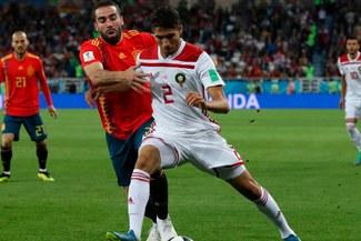 Real Madrid: Achraf Hakimi podría llegar al Borussia Dortmund tras participación en Rusia 2018
