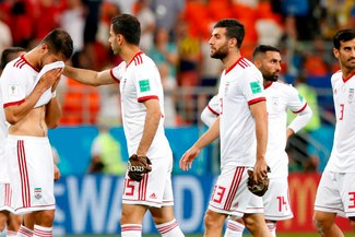 Mundialista iraní renunció a su selección tras Rusia 2018