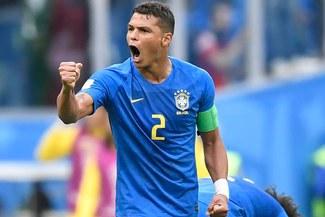 Rusia 2018: Thiago Silva afirma que será muy difícil el partido ante México en el Mundial