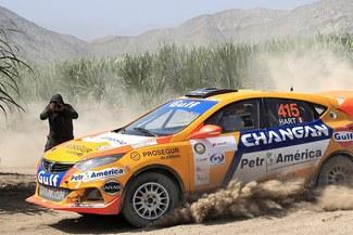 Campeonato Nacional de Rally se reanuda este fin de semana