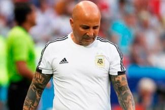 Dirigente de la AFA acusa a jugadores de haber hecho 'caer varios técnicos'