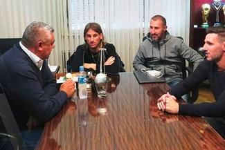 ¡Oficial! AFA confirmó la salida de parte del comando técnico de Jorge Sampaoli