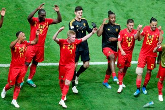 Bélgica venció por 2-1 a Brasil y es el primer semifinalista de Rusia 2018 [RESUMEN Y GOLES]