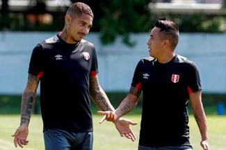¡Abran paso! Guerrero y Cueva podrían hacer dupla en Independiente