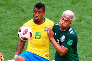 Paulinho podría volver al fútbol chino tras el Mundial Rusia 2018