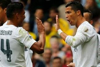 Cristiano Ronaldo y la muestra de afecto que recibe de Casemiro [FOTO]