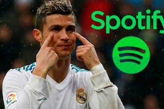 Crearon playlist en Spotify para que Cristiano Ronaldo no se marche del Real Madrid