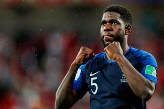 Francia vs Bélgica: Samuel Umtiti adelanta en el marcador a los 'Galos' [VIDEO]