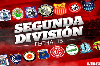 Segunda División: Conoce la programación de la fecha 15 del torneo de ascenso