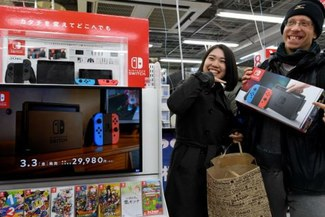 Nintendo Switch lidera el ranking de consolas más vendidas en Japón