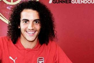 Arsenal contrató a promesa de 19 años Matteo Guendouzi de la segunda división de Francia