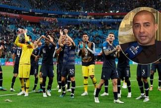 """Trezeguet: """"Francia es un equipo joven que tiene el objetivo de ganar de ganar el Mundial"""" [VIDEO]"""