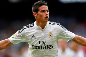James Rodríguez quiere volver al Real Madrid