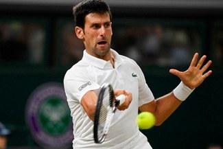 Novak Djokovic venció a Rafael Nadal por 3-2 y accedió a la final de Wimbledon 2018